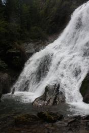 The Bride's Veil waterfall