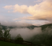 Beautiful June morning